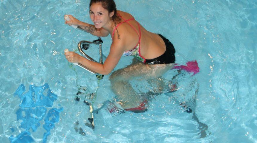 aquabike aquavelo aquaspinningg