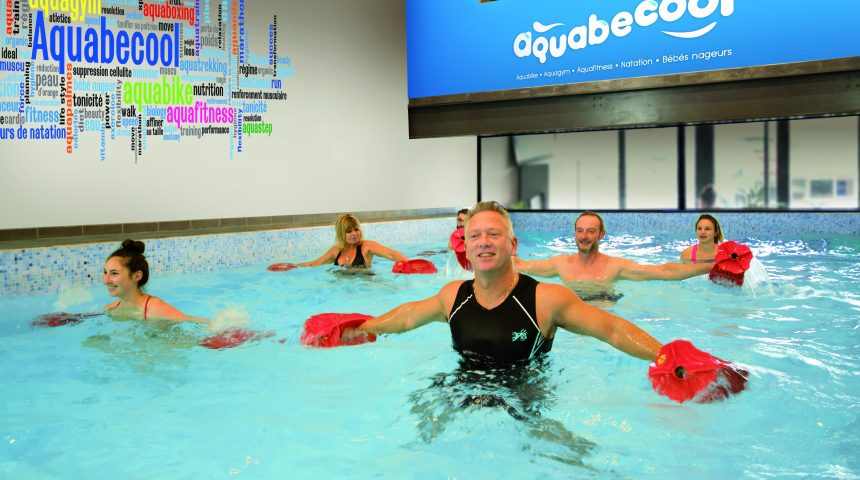 Faire de l aquascuplt à Aquabecool permet de se muscler